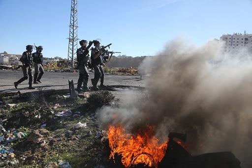 Mid East ciolence after Trump recognises Jeruselam