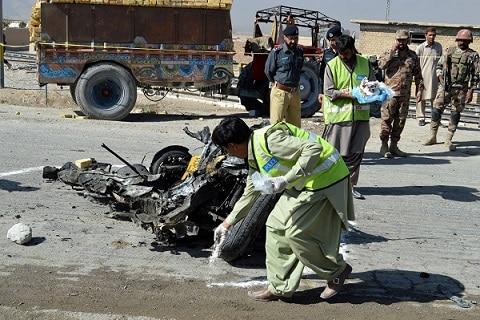 Bomb Blast at Quetta