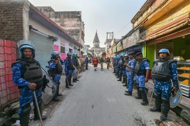 Janaki Mata Temple in Ayodhya