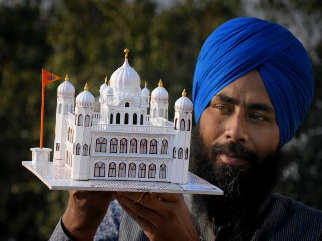 Kartarpur Sikh Shrine