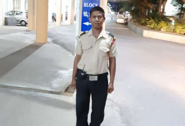 Security Gurad Ajit Speaks On BJP Campaign Main Bhi Chowkidar