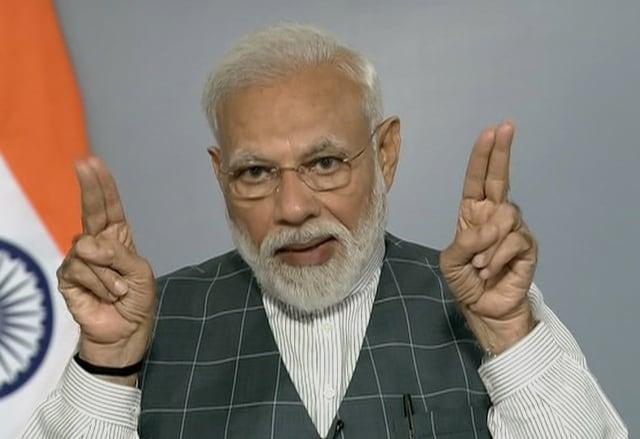Narendra Modi Addresses Nation On Mission Shakti