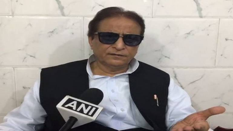 SP Leader Azam Khan