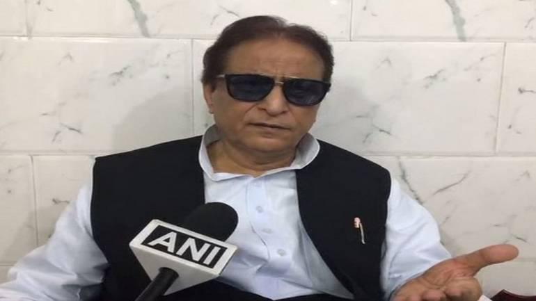SP Leader Azam Khan