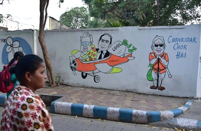Kolkata Graffiti