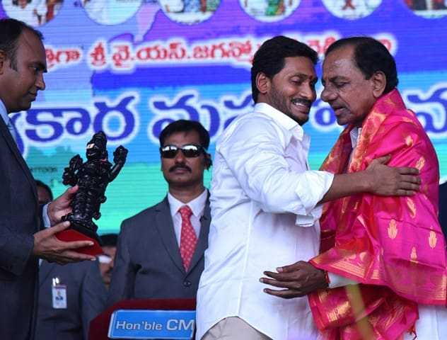 New Andhra Chief Minister
