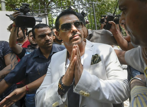 Enforcement Directorate Grills Vadra