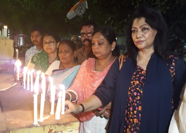 UPCC Candle March
