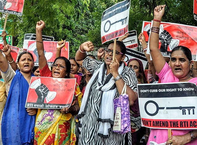Jantar Mantar Protest