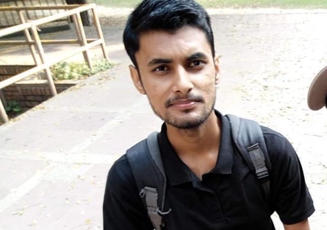 JNU victim Aneek Das violence has left deep scars