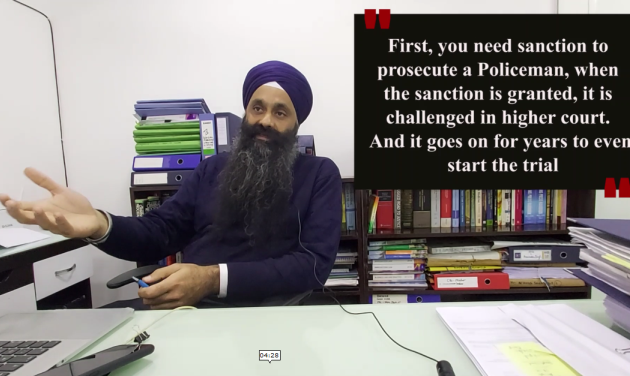 Interview of Barrister Bains