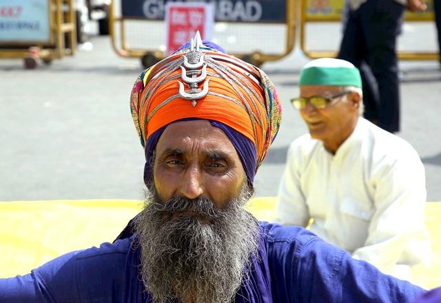 Farmers Hold Bharat Bandh