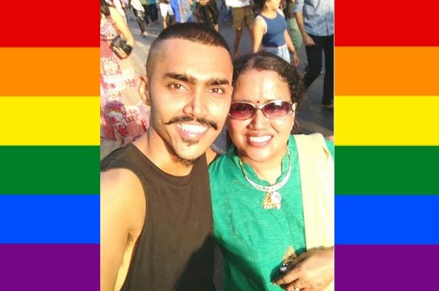 'Parental Acceptance Can Heal Trauma Of LGBTQ Children'