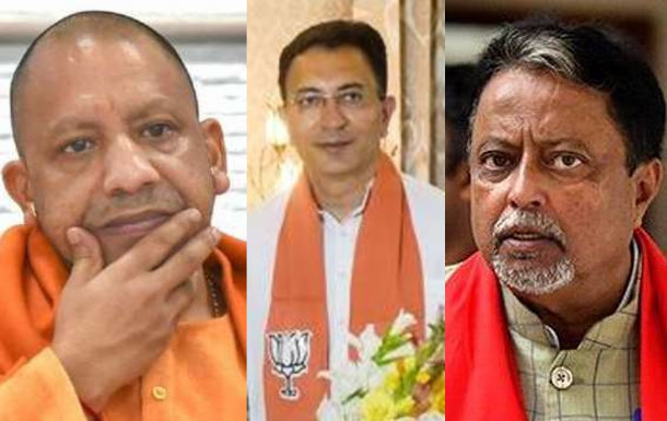 Weekly Roundup: High Stakes In UP; Turncoats & Apt Quotes