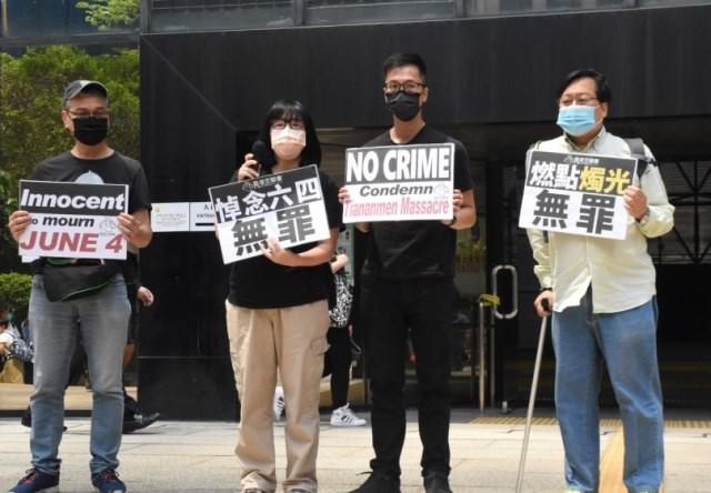 As Tiananmen Psychosis Reaches Hong Kong…