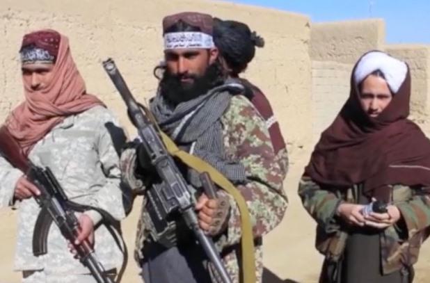 A Resurgent Taliban In India's Backyard
