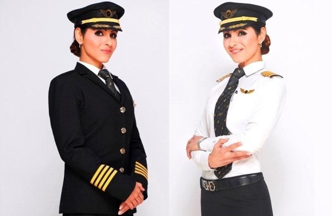 Captain zoya Agarwal