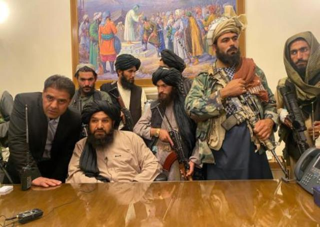 Taliban In Afghanistan: India's Options