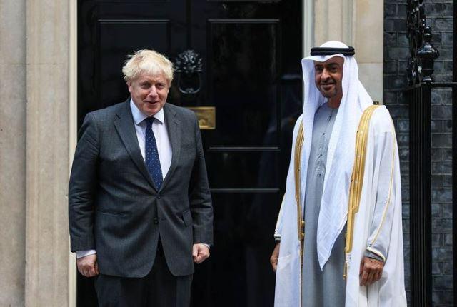 A New Found UK-UAE Bonhomie