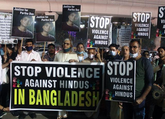 Attacks On Bangladeshi Hindus Amid Pujo Shocking